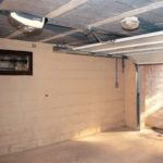 Photos photos - Installer une porte de garage sectionnelle ...