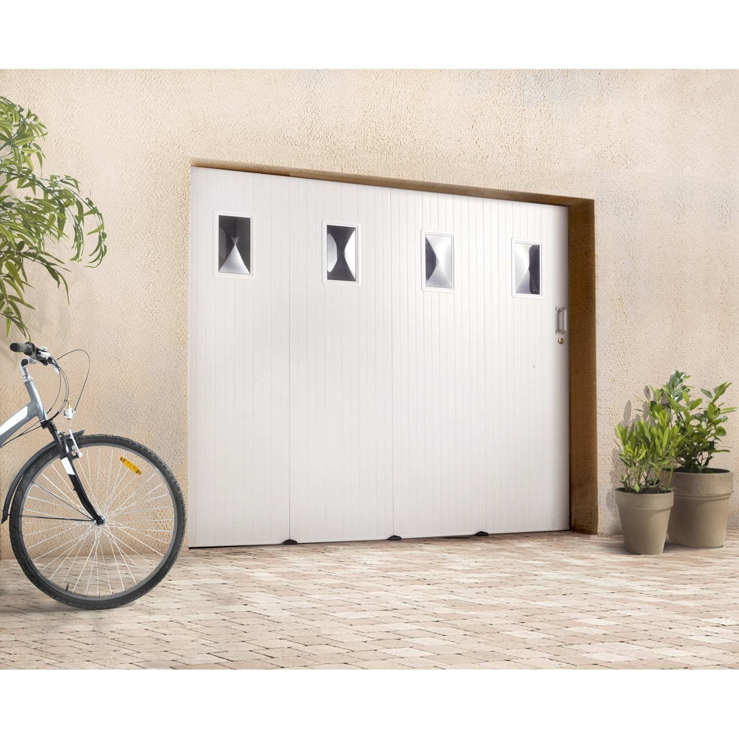 Porte coulissante bois leroy merlin with porte coulissante bois leroy merlin - Porte atelier coulissante leroy merlin ...