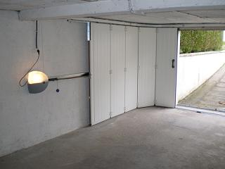 porte de garage coulissante automatique