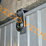 Securiser porte garage basculante